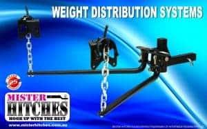 weight distribution hitch kits
