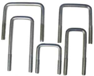 trailer u-bolts