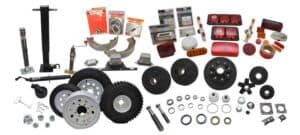 trailer parts and accessories